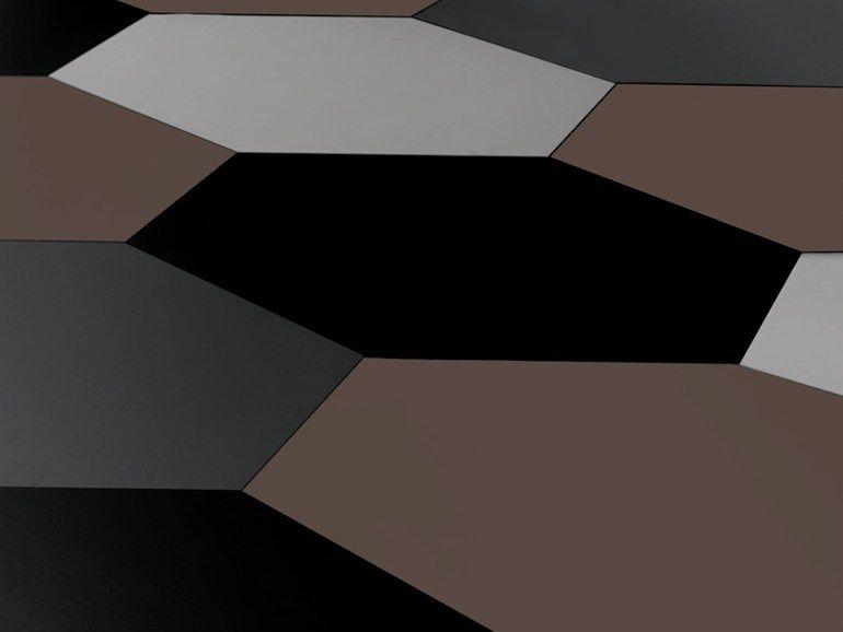 Pavimento/rivestimento in gres laminato LE CRETE AIR 3.5 Linea Le Crete Air 3.5 by Valmori Ceramica Design