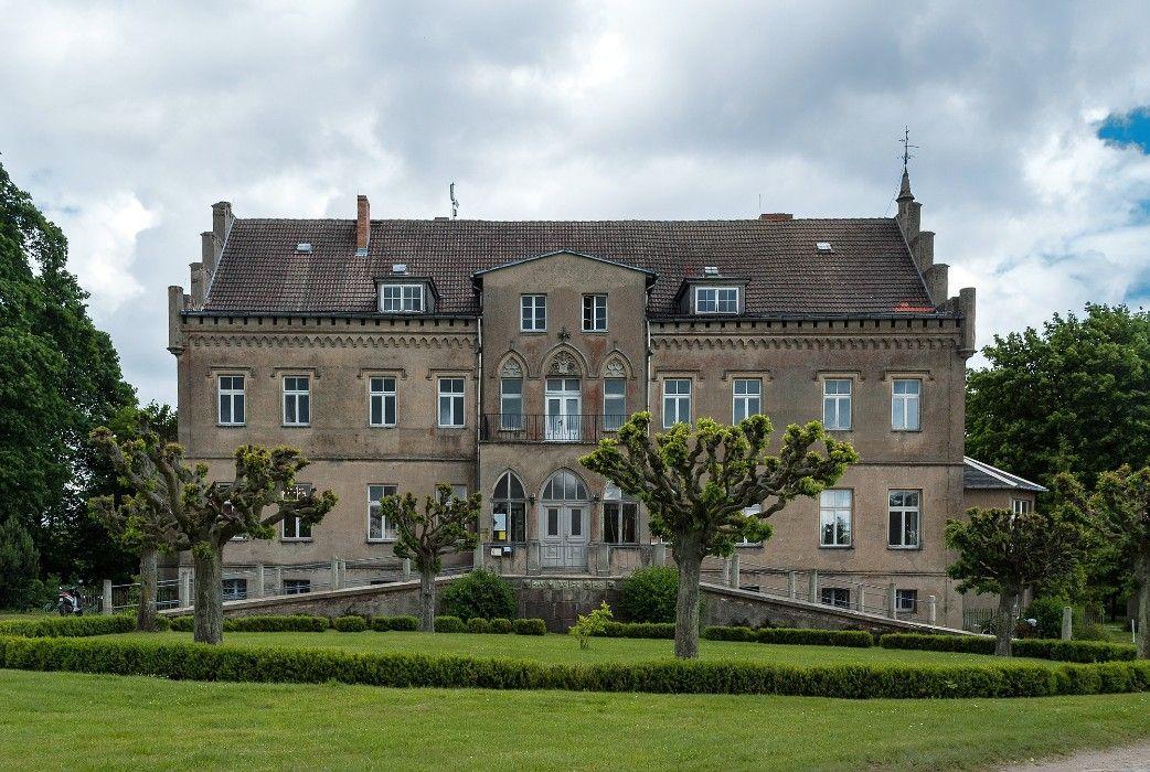 Herrenhaus Wrangelsburg, Vorpommern Greifswald Download