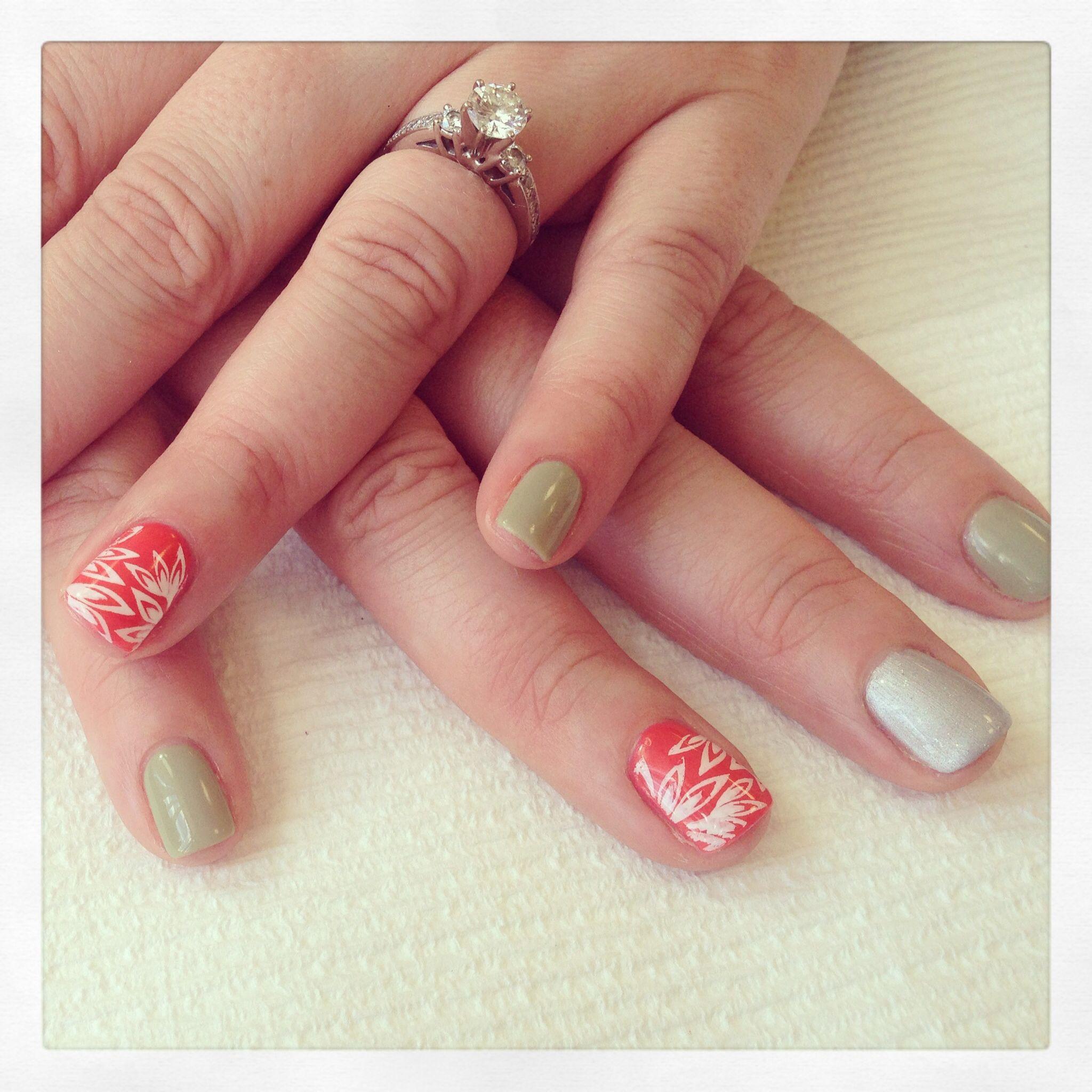 Spring Nails My Nail Art Nail Art Spring Nail Art Spring Nails