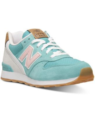 New Balance Women's 696 Casual Sneakers from Finish Line   macys.com
