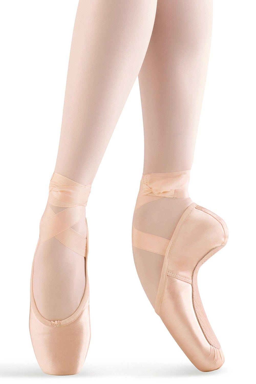 b5f2b74dfe742f MS140- Mirella Whisper Satin Pointe Shoe - Bloch® US Store ...