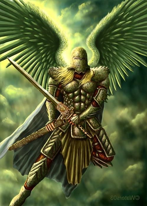 armor angelic host at