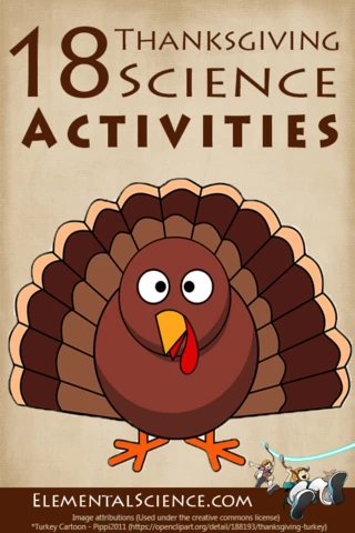 18 Thanksgiving Science Activities