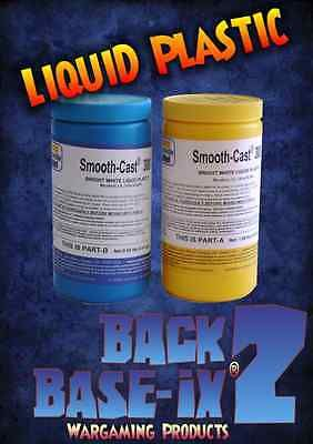 Moldmaking and Casting Materials 153913: Liquid Polyurethane Resin Smooth On Smooth-Cast 300 Trial Kit 0.86Kg 1.9Lbs -> BUY IT NOW ONLY: $43.15 on eBay!