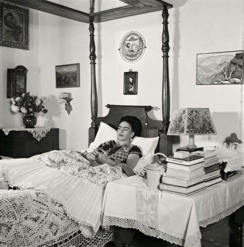 Frida Kahlo. Photograph: Gisèle Freund
