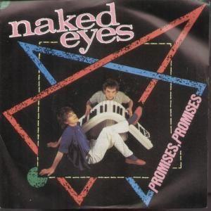 Naked eyes always something there