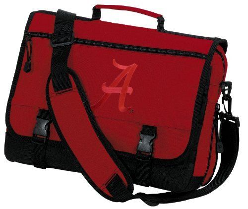 81c98ca42a University of Alabama Messenger Bag Red NCAA Alabama Crimson Tide School Bag  or Travel Bags - Best Unique GIFT IDEA for Men Man Ladies Him Her Students  ...