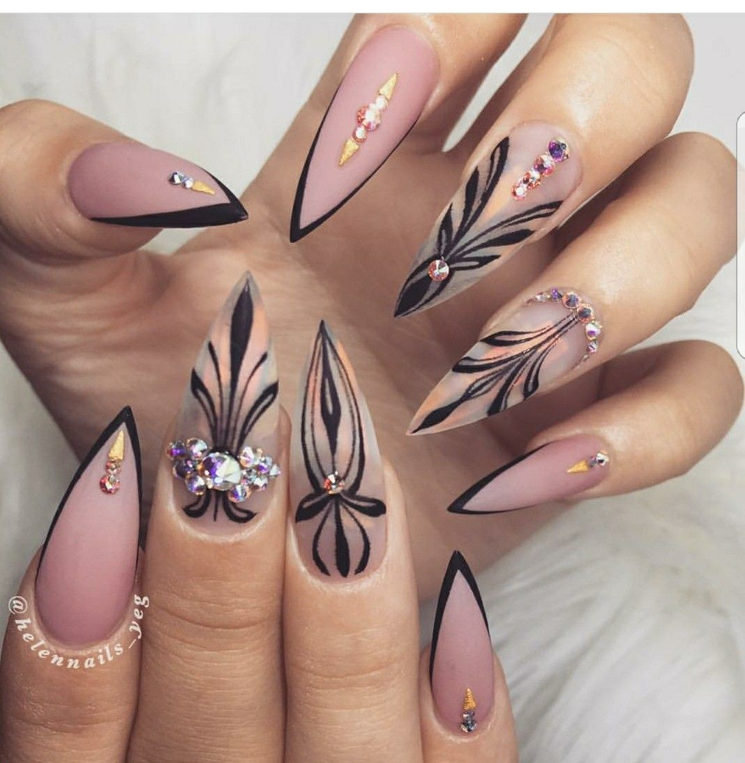 Nudes and blonds | Acrylic Nails | Pinterest | Blond, Nude and ...
