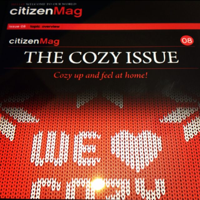 New citizenMag - http://citizenMag.citizenm.com