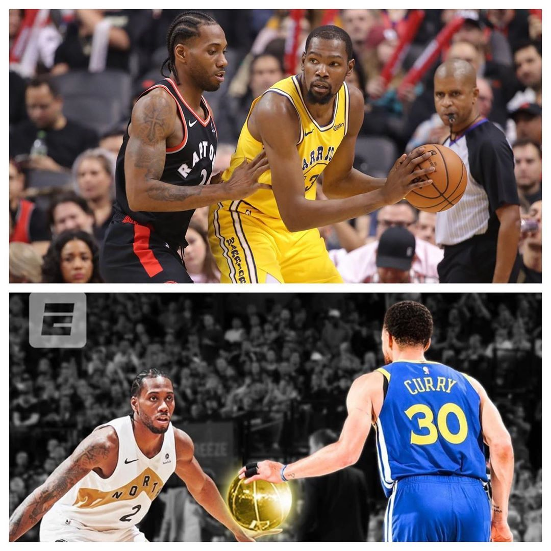 The 6ix vs The City🏀 who y'all got?? nbaplayoffs