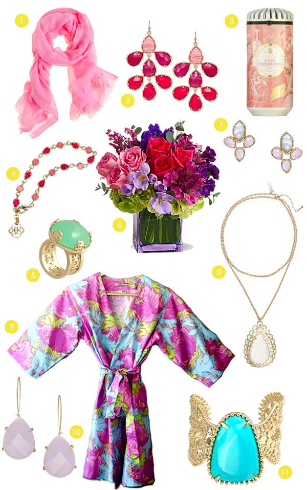 Perfect Mother's Day Gifts #KendraScott  Hint, Hint... I wouldn't mind receiving any or ALL of these ; )