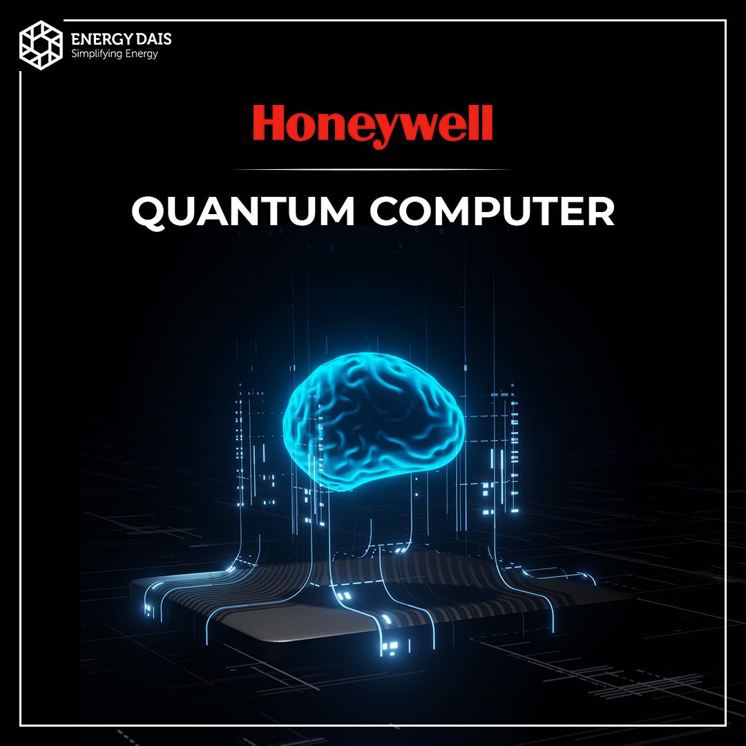 Quantum Computer Honeywell In 2020 Quantum Computer Oil And Gas News Current Job