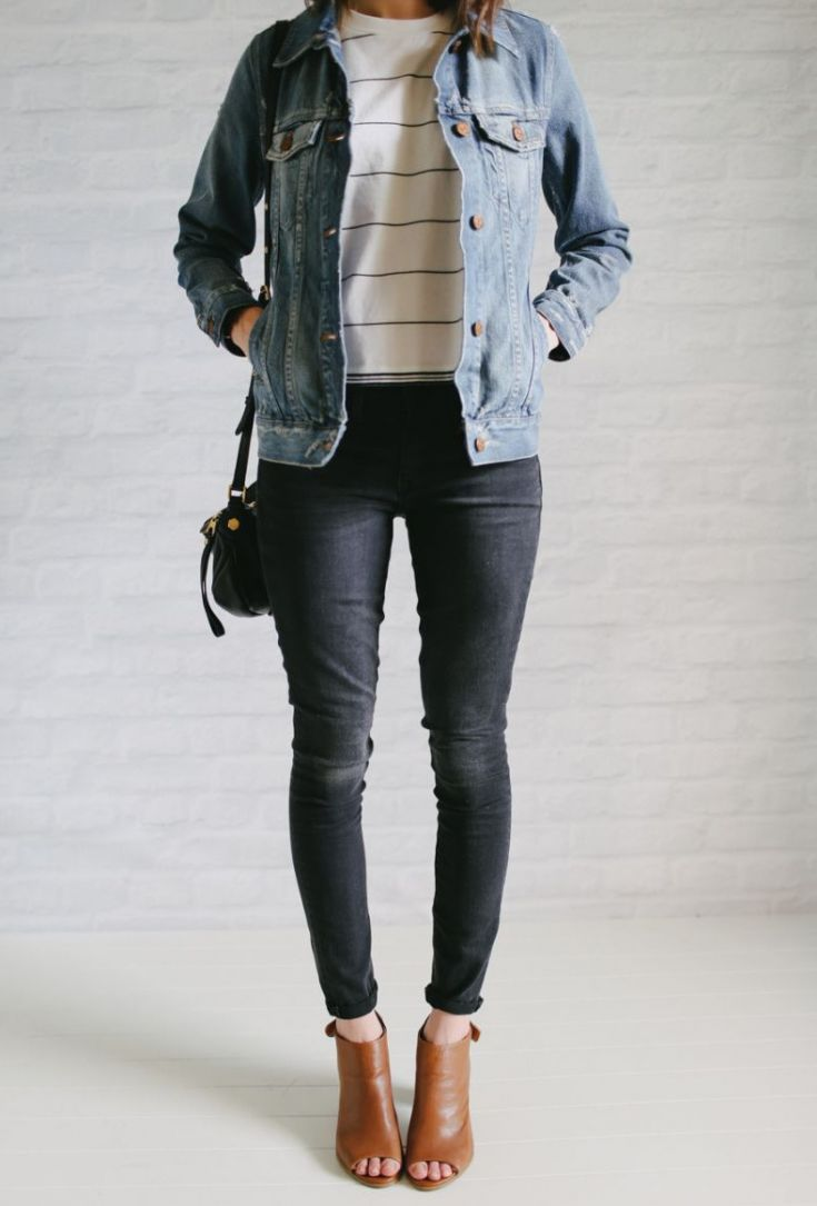 cute casual spring outfit idea