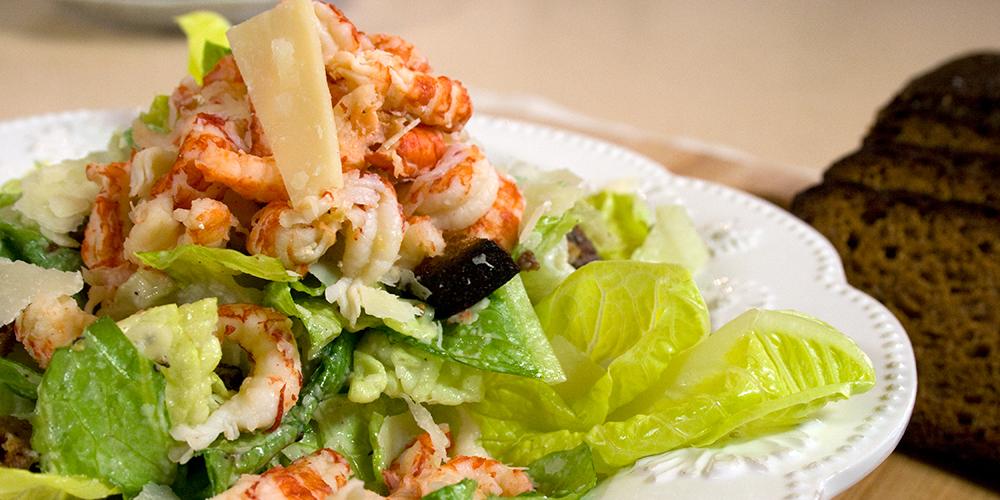 Caesar Salad Recipe Nigella
