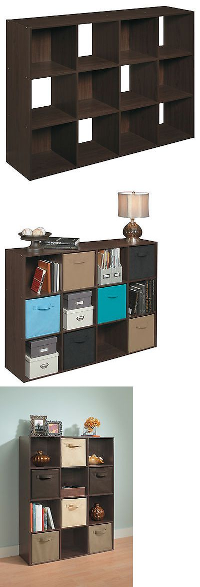 Other Home Organization 20621: Closetmaid Cubeicals 12 Cube Organizer  U003e BUY  IT NOW ONLY