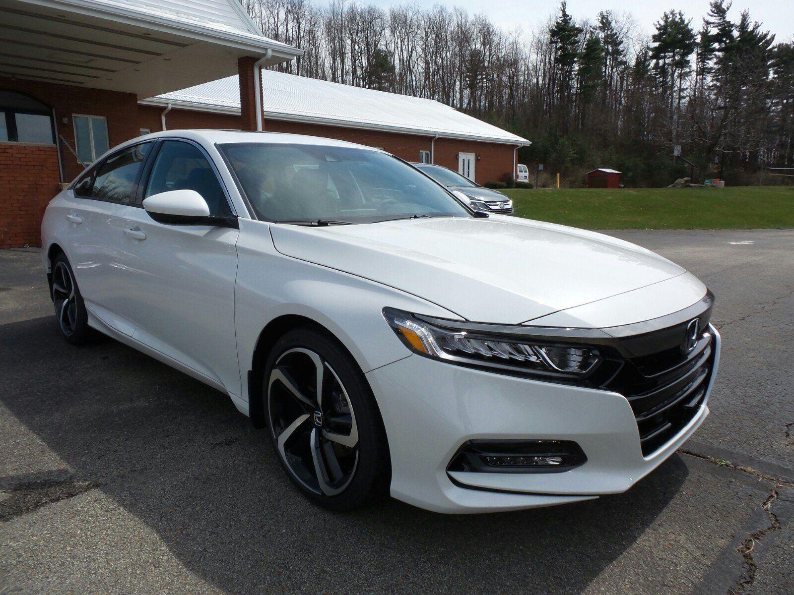 New 2018 Honda Accord Sedan Sport 2.0T 4Dr Car In Indiana
