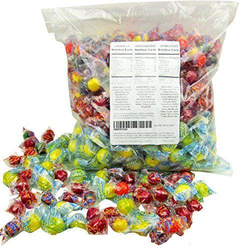 Ferrara Medium Size Candy Individually Wrapped, 3 LB Bulk ...