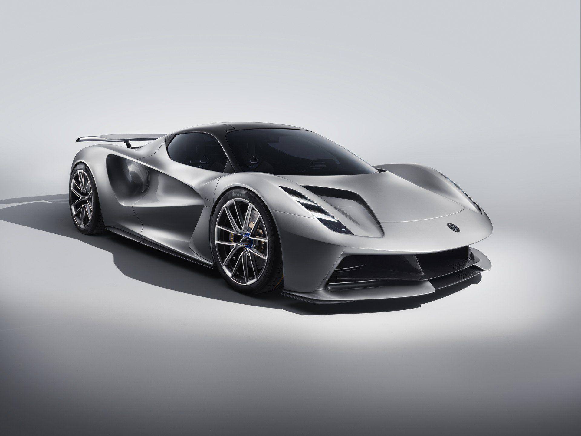 The 2020 Lotus Evija A 2 000hp Ev That Starts At 2 1 Million Lotus Supercars Net In 2020 Super Cars British Cars Lotus Car