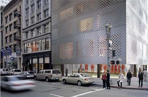 2fcfe592adf8 Prada Store San Francisco