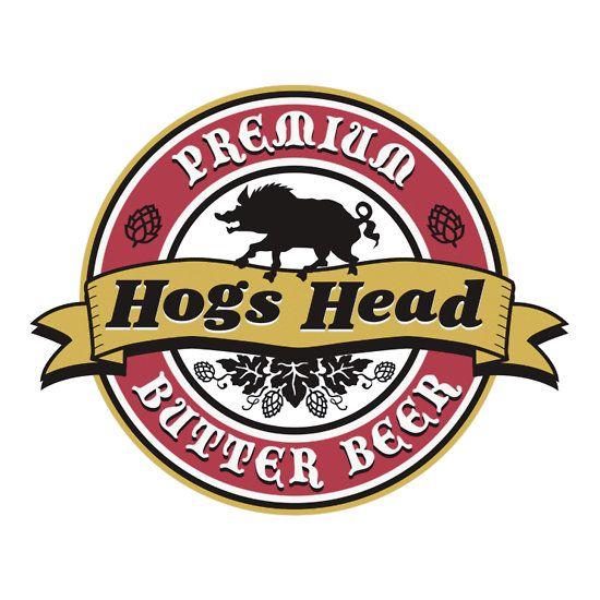 Hogs Head Butter Beer Sticker By Detourshirts Beer Butter De Tour
