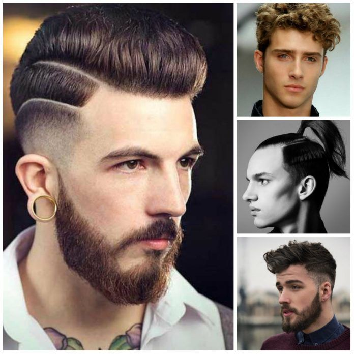 In Men Hairstyle Are Well Liked And Fashionable Can Bring These Hair Length With Exclusive Trendy Manner Some Like To Simple Other