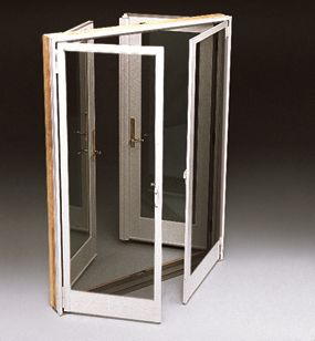 French doors with screens pinteres for Double hinged patio doors
