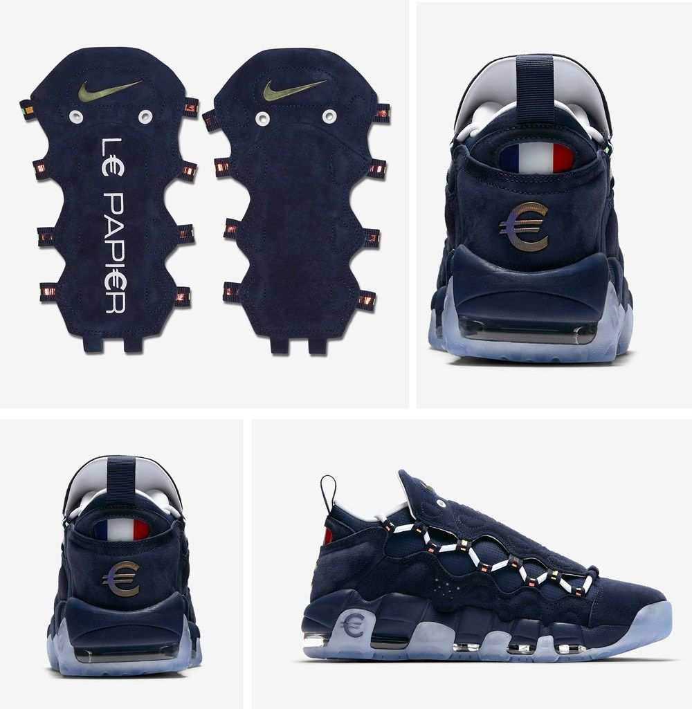 Nike Launches New Air More Money  Global Currency  Pack  95ca22fe0