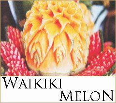 WAIKII MELON Aloha! Svegliatevi alla luce dolce e solare di succosi meloni esotici con un tocco di olio all'arancia dolce.