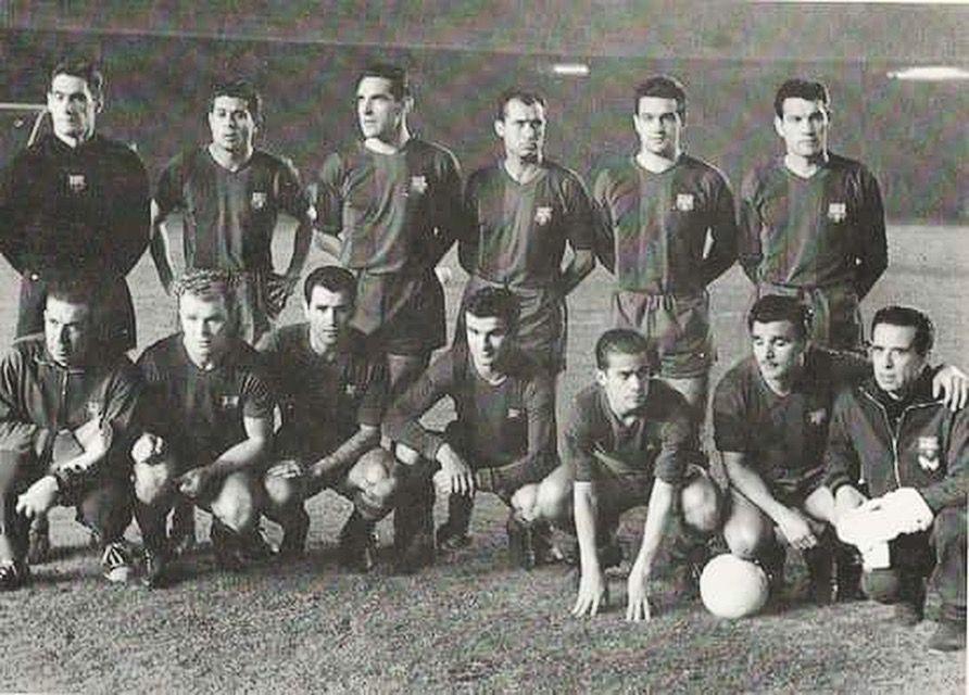 Barça, 1960!