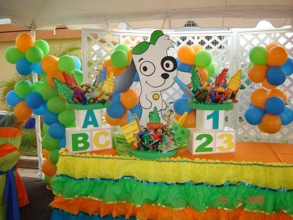 doki fiesta de cumpleaños - Buscar con Google | Fiestas Infantiles ...