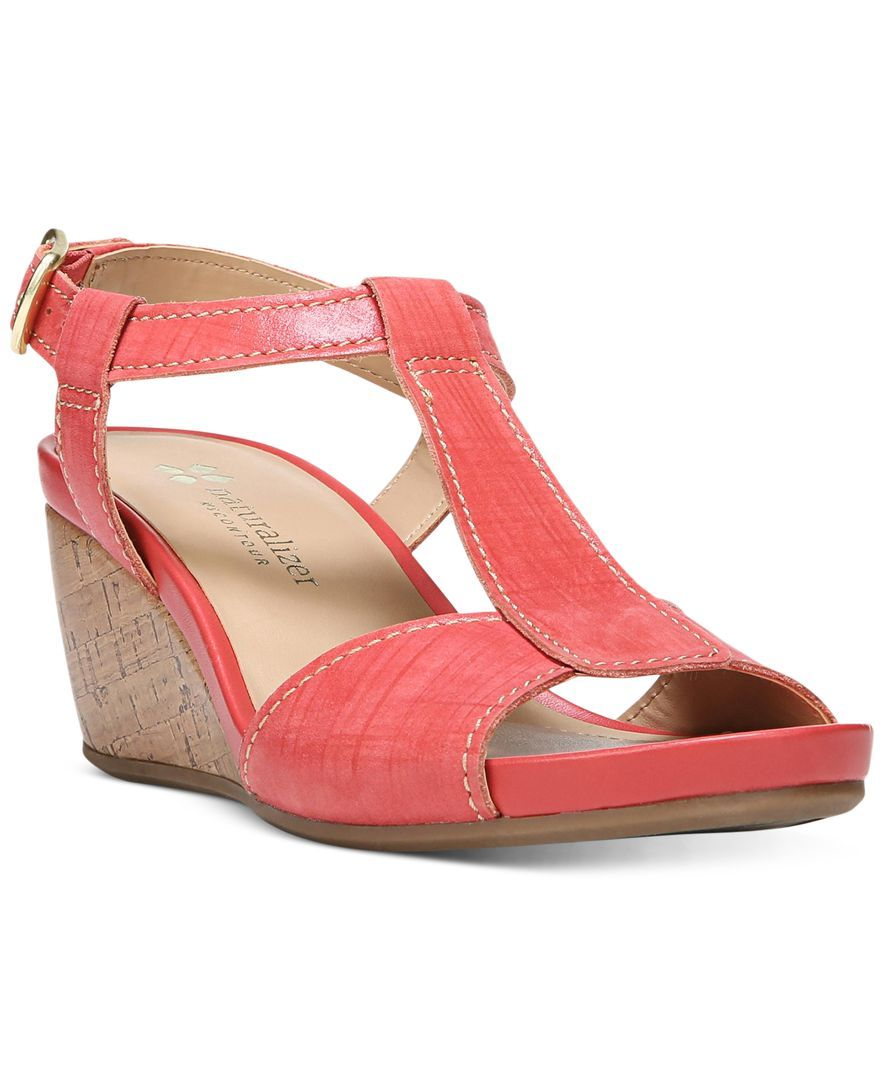 35fa0db0c2c4 Naturalizer Camilla Wedge Sandals