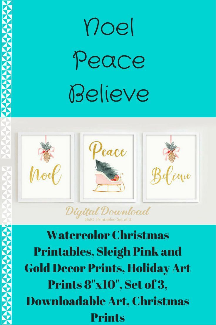 All 3 for $12.00. Print your own Christmas Cards. #christmas ...