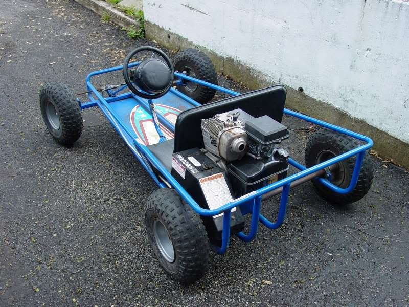 BuggyNut from the far NW Chicagoland area - DIY Go Kart Forum | Go ...