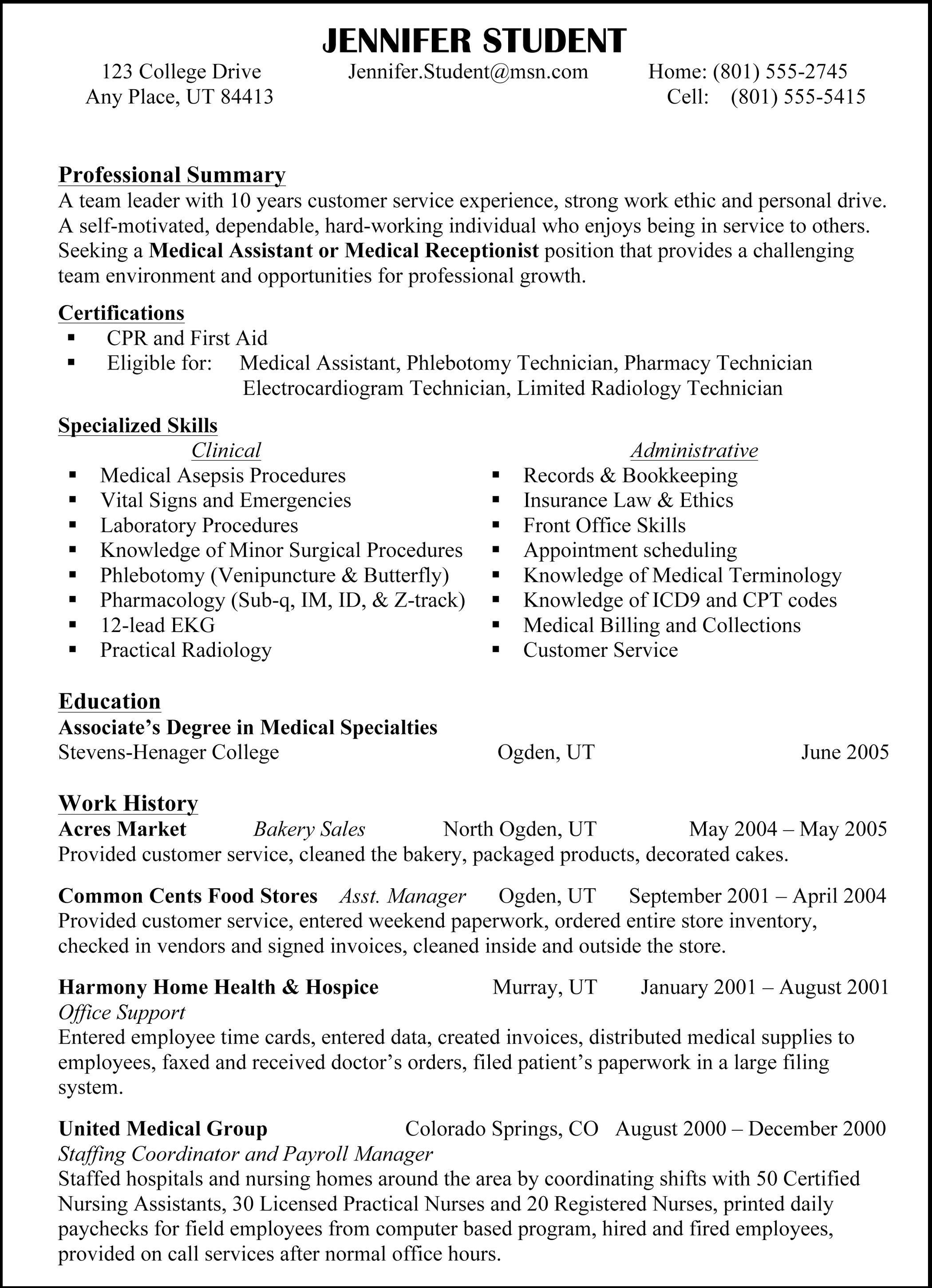 Resume Examples And Templates Resume Examples Argumentative