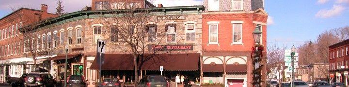 Bentleys Restaurant * Downtown Woodstock Vermont