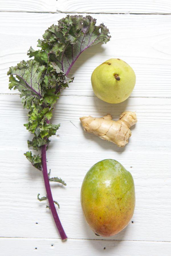 Mango Kale Puree With Ginger Baby Stuff 3 Pinterest Baby