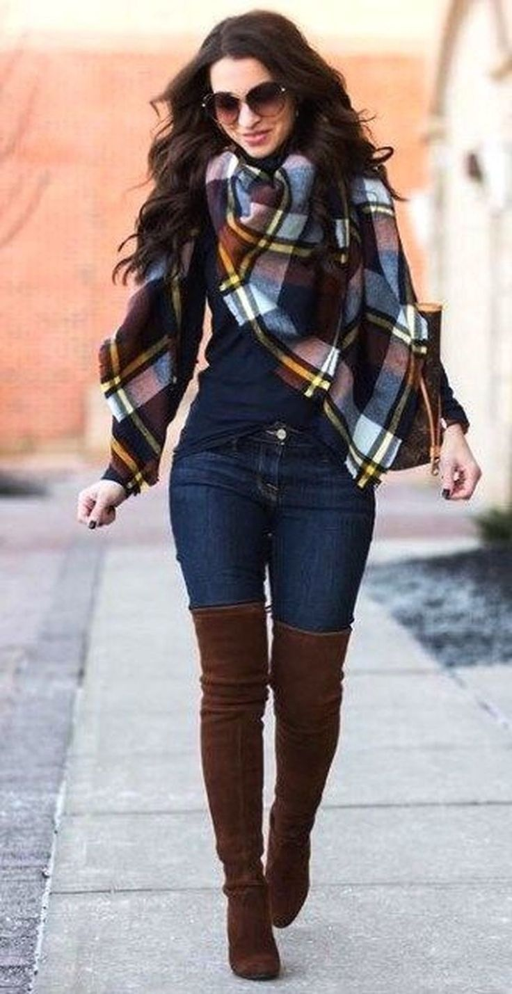 42 Inspiring Fall-Winter Style Fashion Trends to Keep You Looking Cute and Comfy