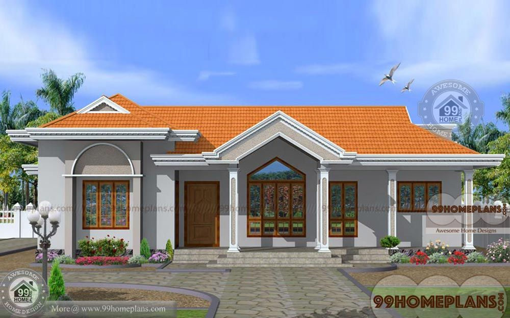 Kerala Traditional Houses Photos Kerala House Design Three Bedroom House Plan Bungalow House Design