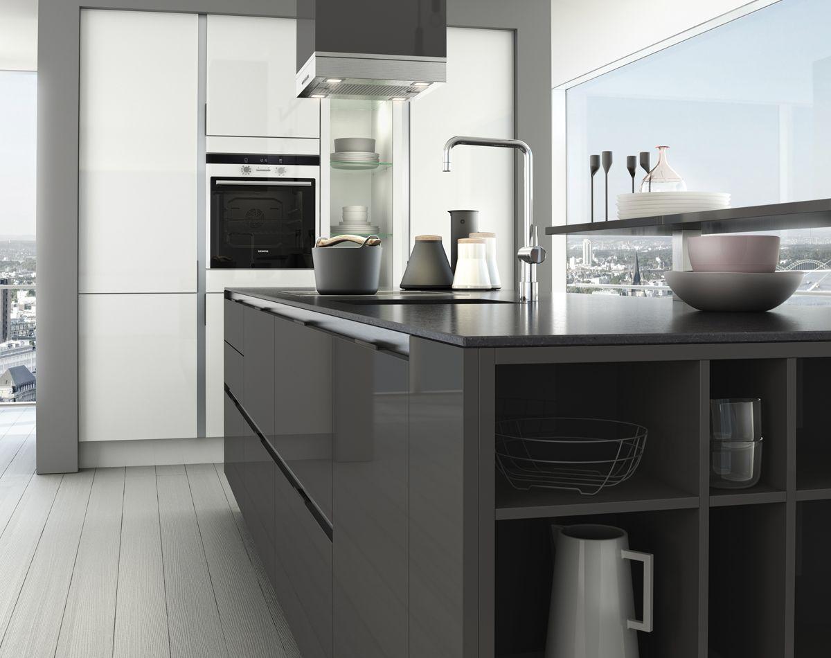 Multi Keukens Maassluis : Greeploze keukens bij keukenstudio maassluis