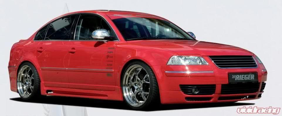 Best Looking Rims For A 2001 Passat Fs Vw Passat B5 5 2001 5 2005 Reiger Tuning Body Kit Side Skirts Vw Passat Volkswagen Phaeton Volkswagen