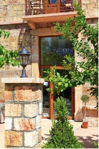 Booking.com: Aktaion Hotel , Lutra Edipsos, najlepsi sa najlepsom bastom odmah do plaze
