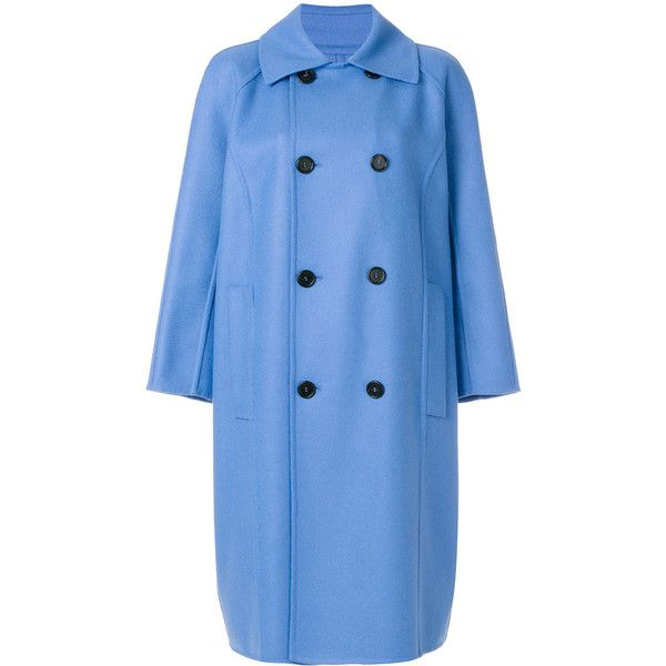 Sale Low Shipping From China Free Shipping Low Price Marni double-breasted coat Buy Cheap Looking For Pre Order Online 2bezNAbz