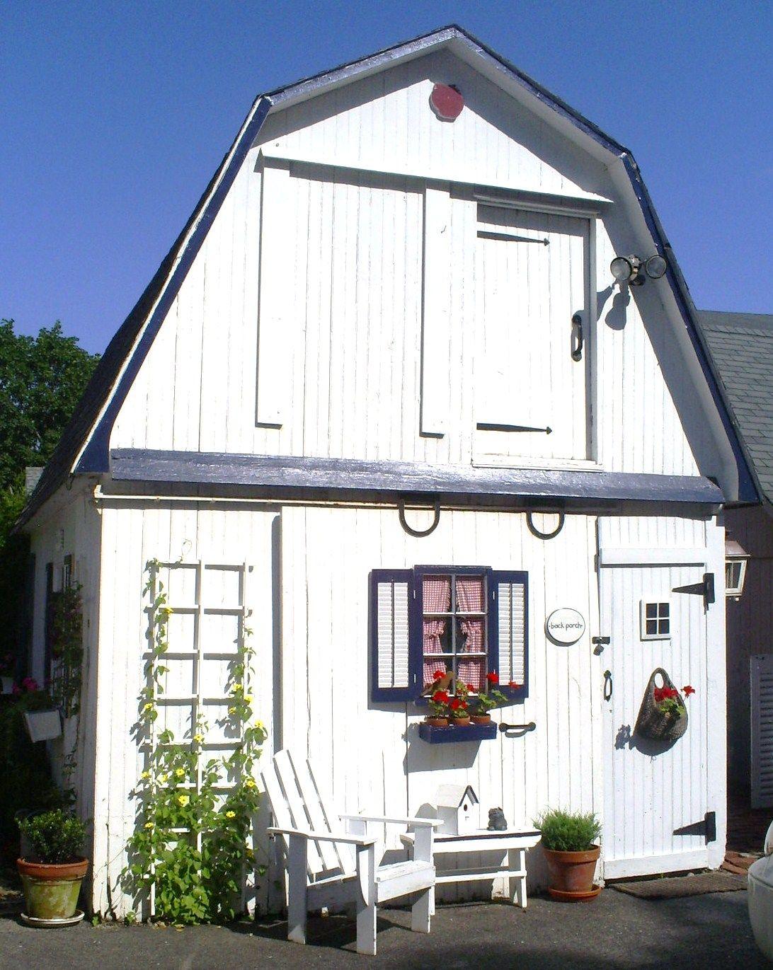 our carraige house workshop
