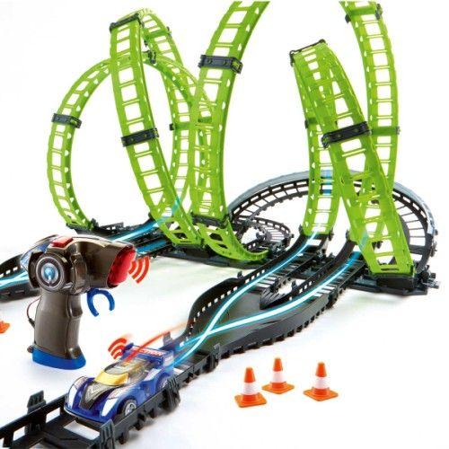 Circuit de voiture 3D infrarouge - Jouets Oxybul éveil et Jeux | Oxybul, Jouets 5 ans et Jeux eveil