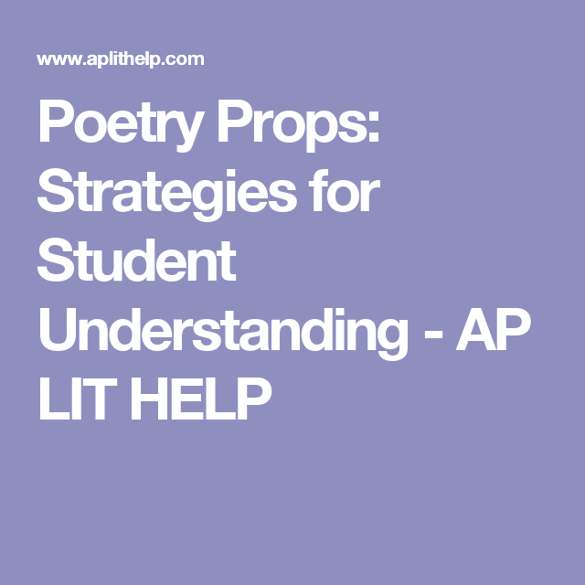 ap lit open ended essays The chunks of an open-ended prompt answer the question literary analysis always involves a discussion of irony open-ended thematic prompt ap lit exam page tools.