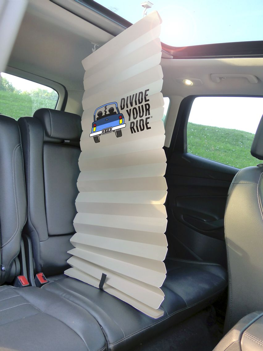 Divide Your Ride Divide Your Ride The Back Seat Divider