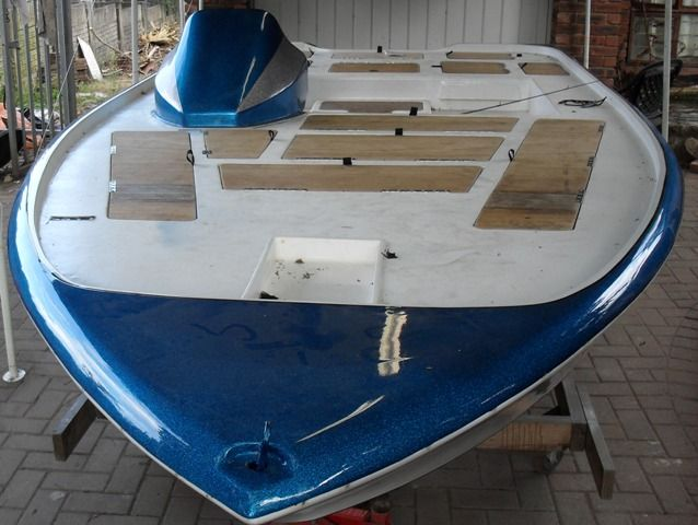 Building a Bass Boat - The DIY Forum - General Angling Topics ...