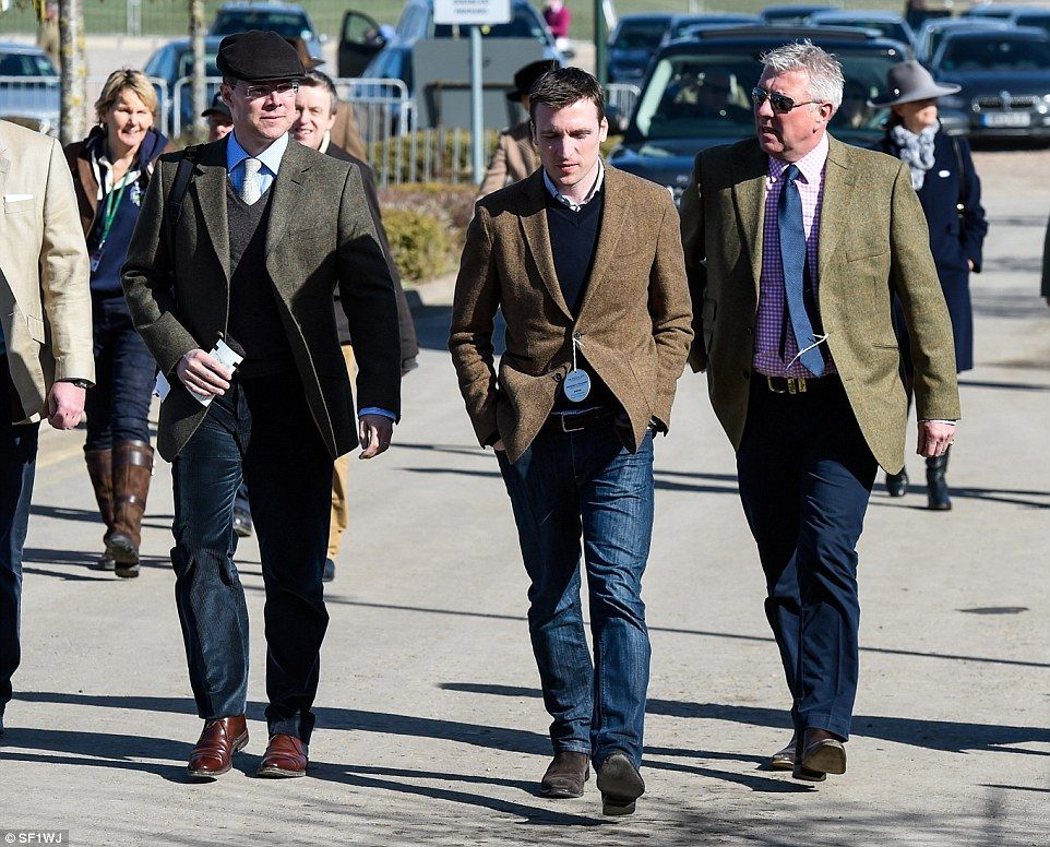 They Re Off Colourful Runners And Riders As Cheltenham Gets