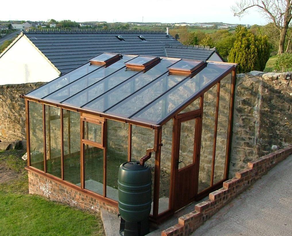 greenhouses at bramshall england woodpecker joinery uk ltd