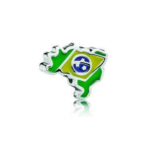 Pendente Charm Brasil by Pandora